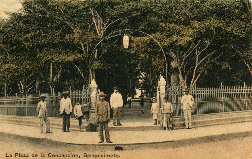 Barquisimeto tenía su propia milicia