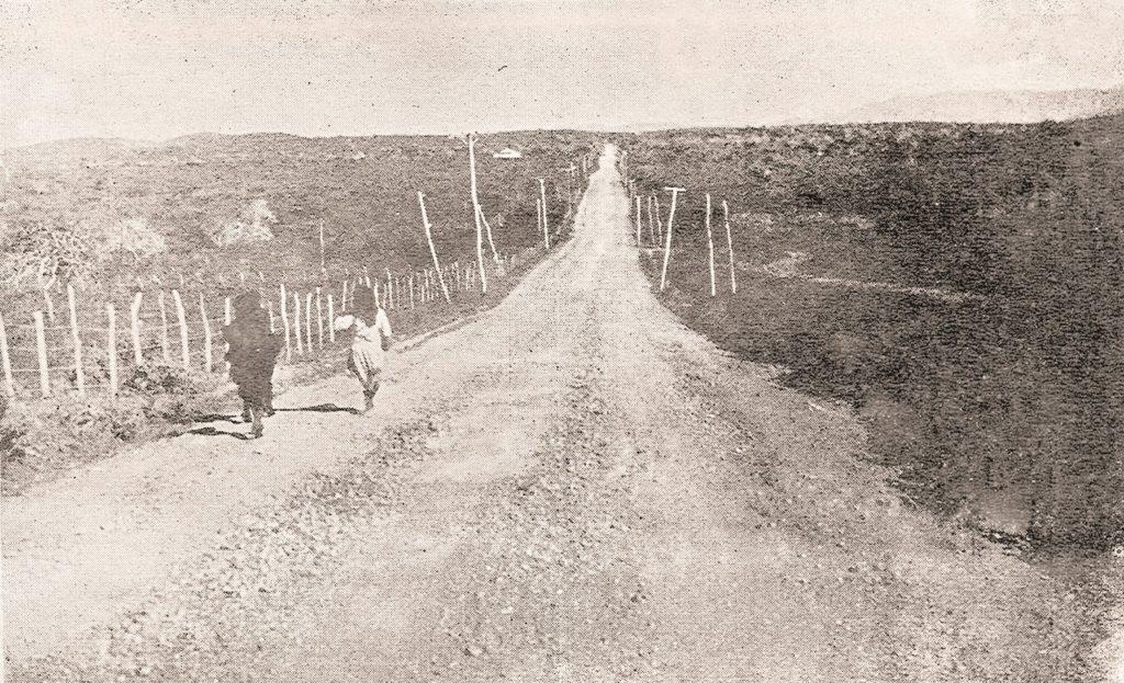 Puente de Santa Rosa fue concluido en 1900
