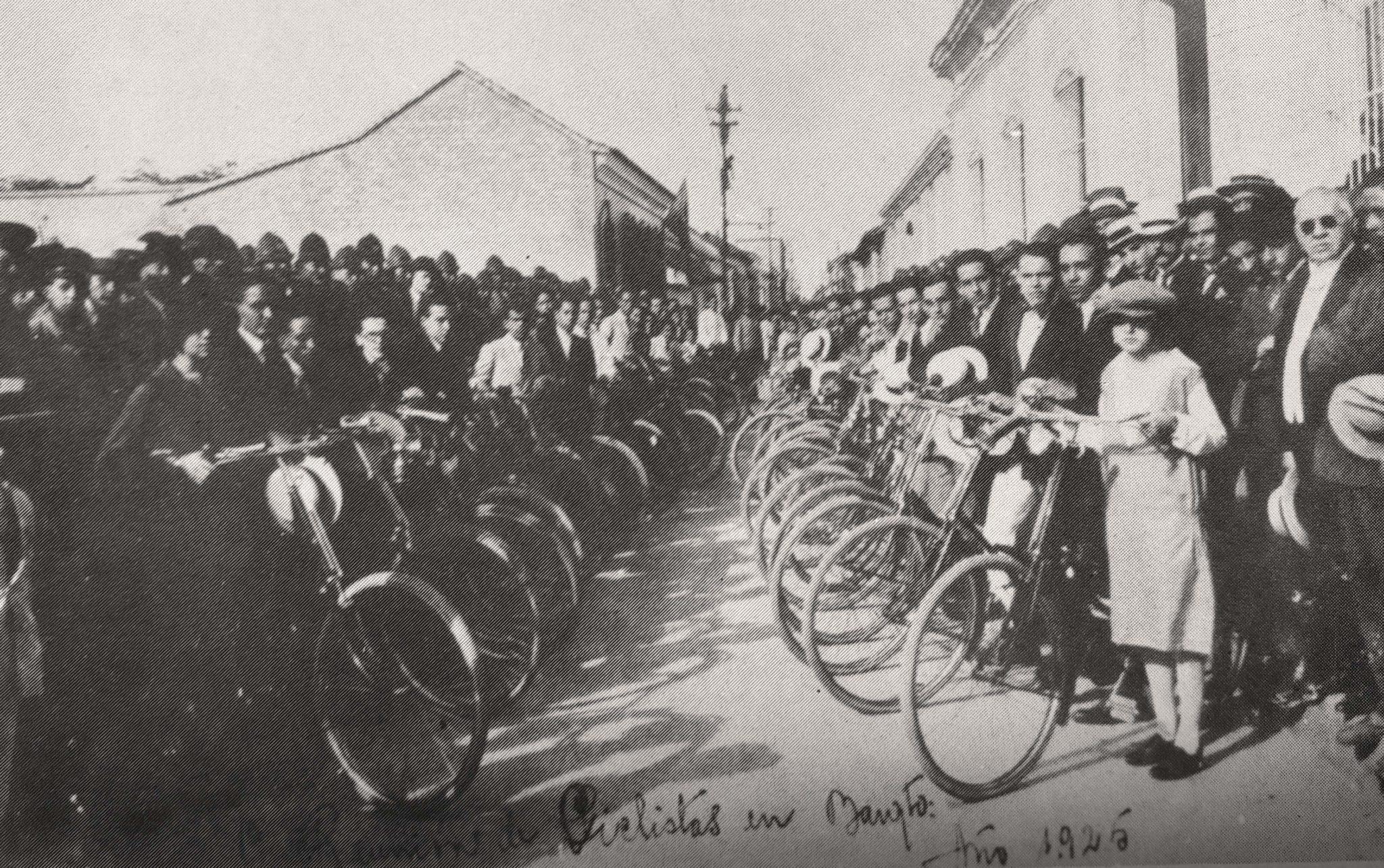 Bicicletas en Barquisimeto