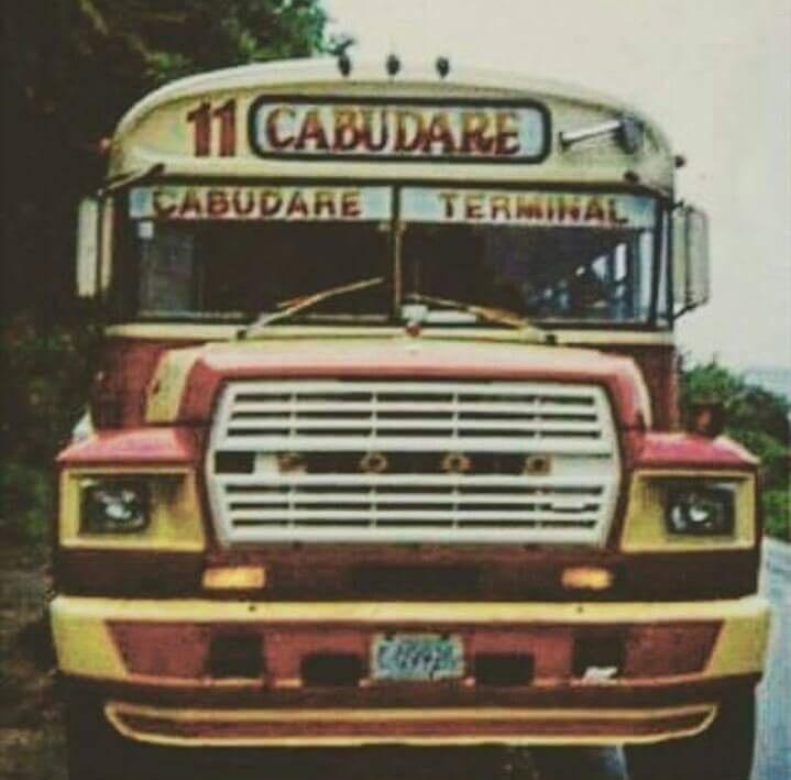Sabías que: Autobuses Cabudare