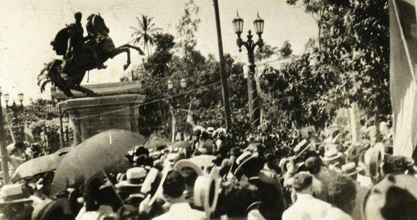 Barquisimeto tuvo dos plazas Bolívar al mismo tiempo