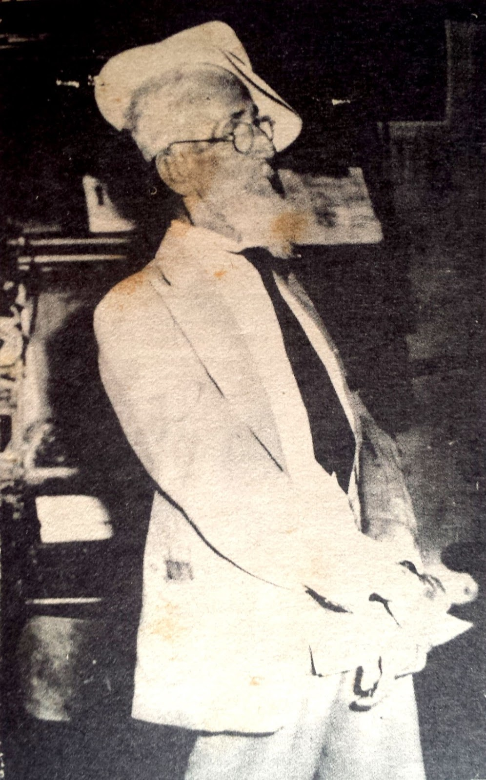 Vidal Hernández fue el primer documentalista de Cabudare