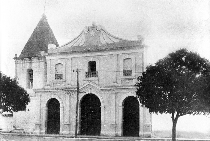 Templos e iglesias de Barquisimeto de antaño