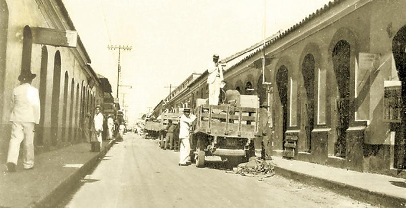 Calle del Comercio de Barquisimeto