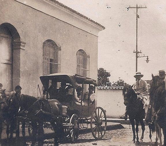 Los coches del Barquisimeto del siglo XIX
