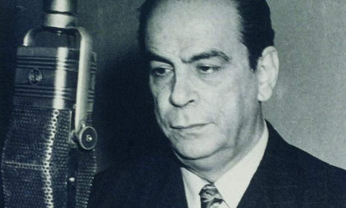 Rómulo Gallegos estuvo en Barquisimeto