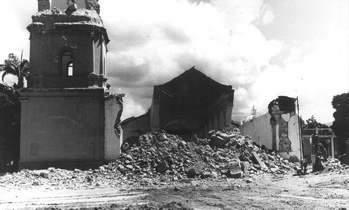 Así reseñó EL IMPULSO el Terremoto de El Tocuyo en 1950
