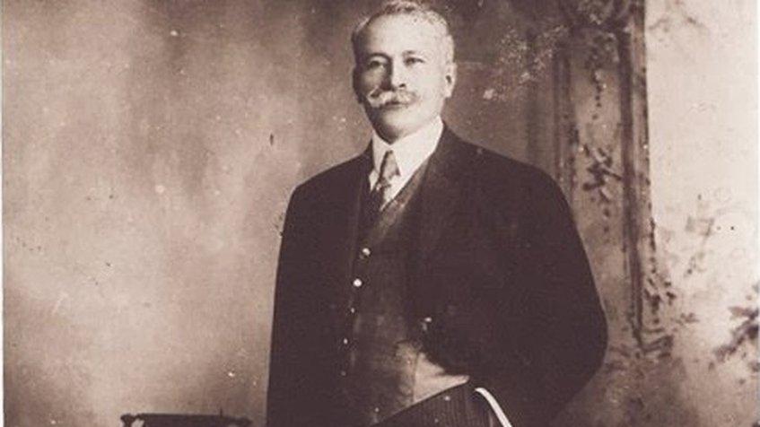 Eustoquio Gómez mató al gobernador Luis Mata Illas