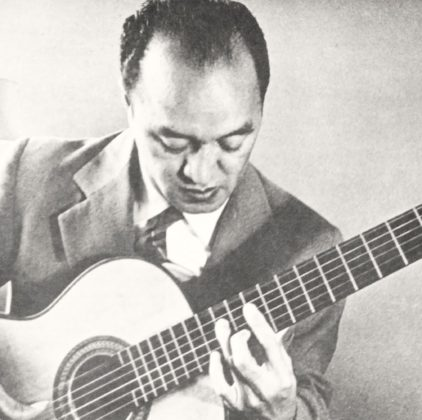 Alirio Díaz Elite 1963