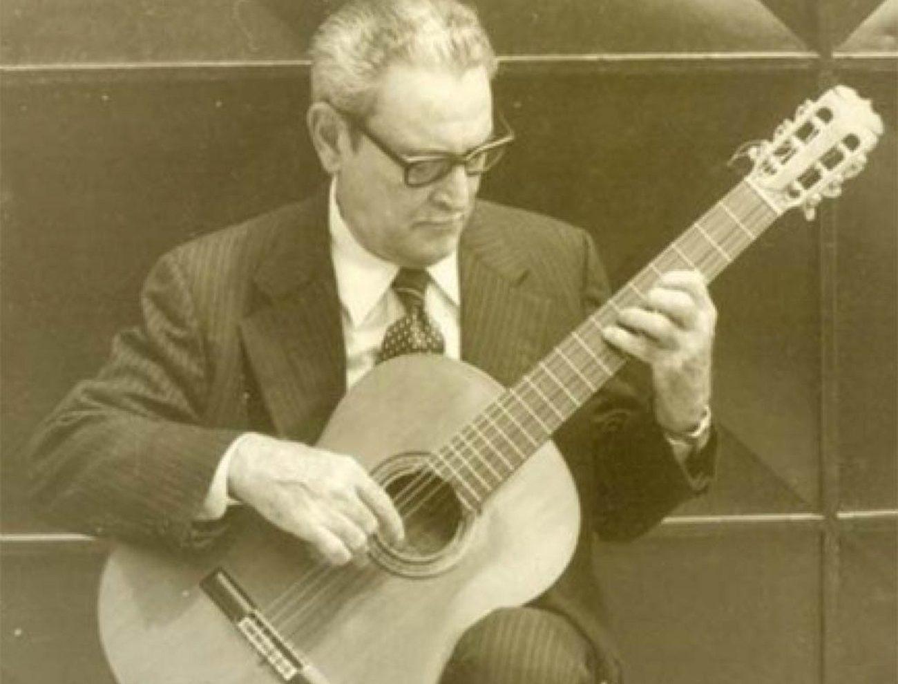 Antonio Lauro dedicó el vals Carora a sus colegas Alirio Díaz y Rodrigo Riera