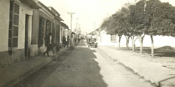 Barquisimeto calle 20
