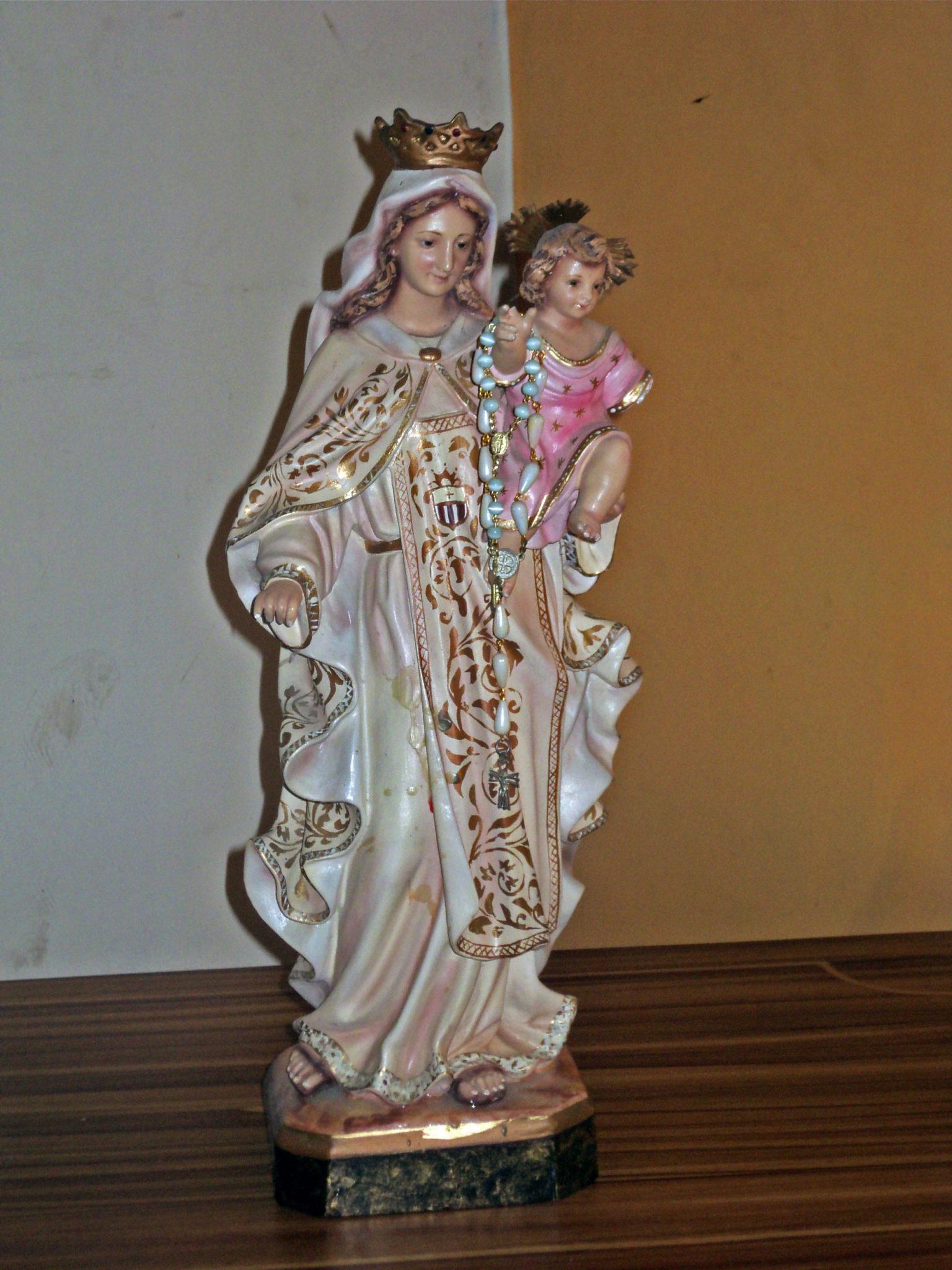 Tarabana, contemplación Mariana por la Virgen de Las Mercedes