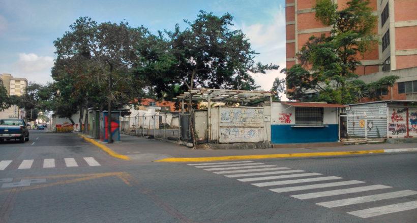 Esquina de la carrera 16 con calle 26 Barquisimeto