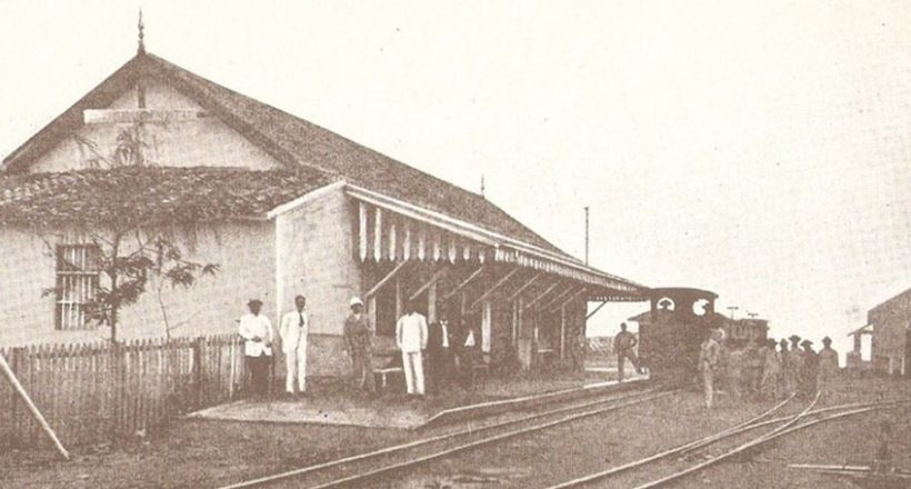 Estación del Ferrocarril Bolívar