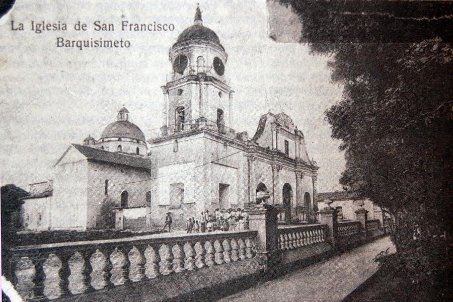 San Francisco fue catedral de Barquisimeto por tres siglos
