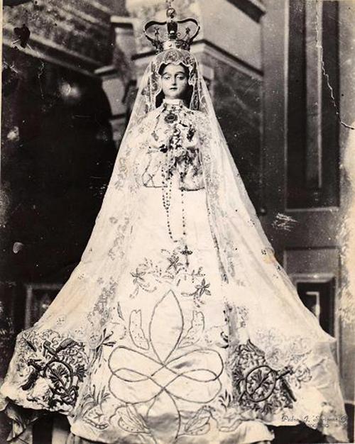 La Virgen del Valle es la imagen mariana más antigua de Venezuela