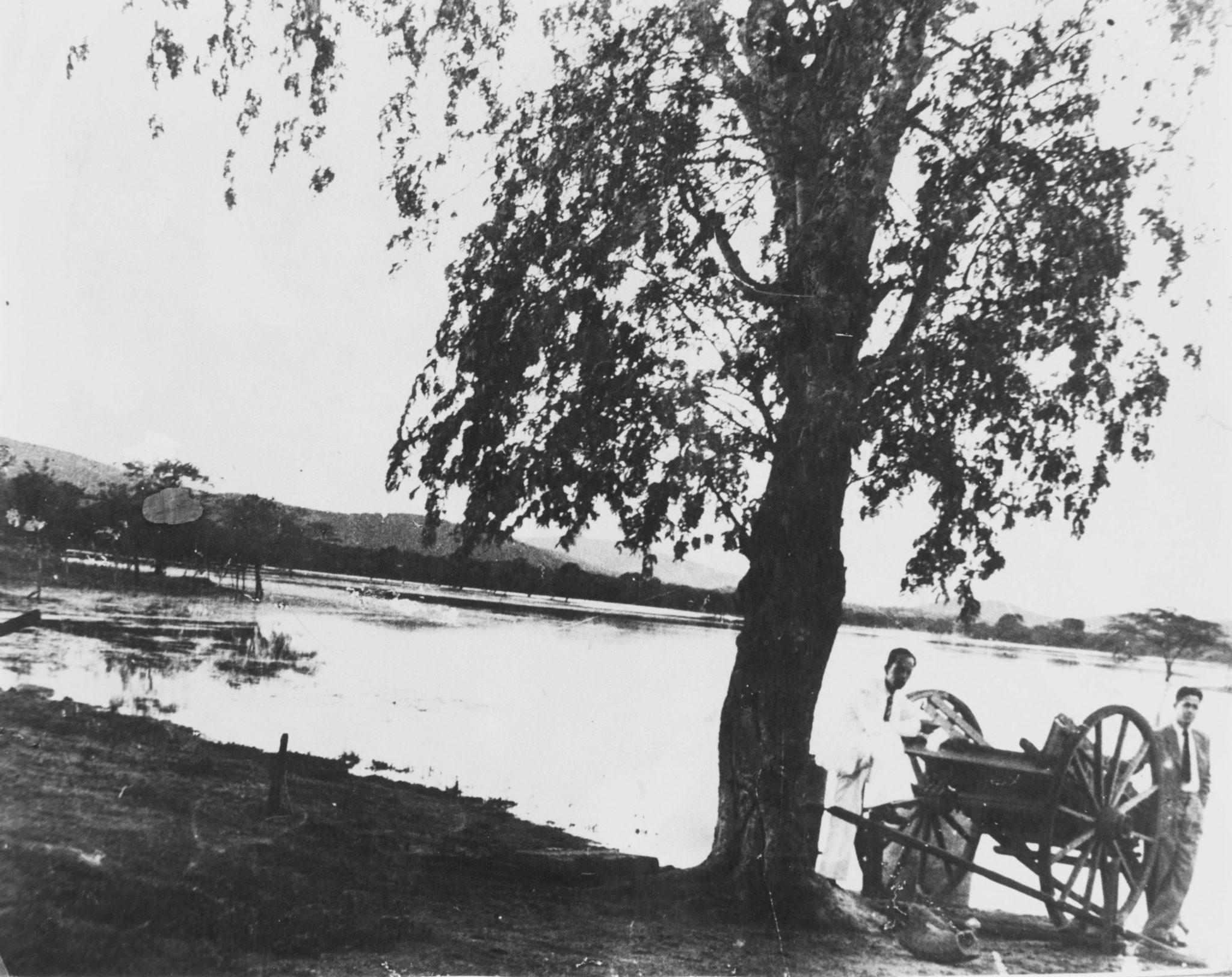 La laguna de Patarata