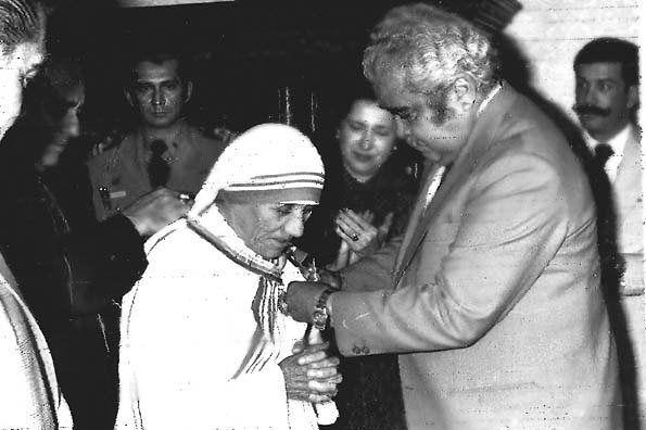 La Madre Teresa de Calcuta era venezolana