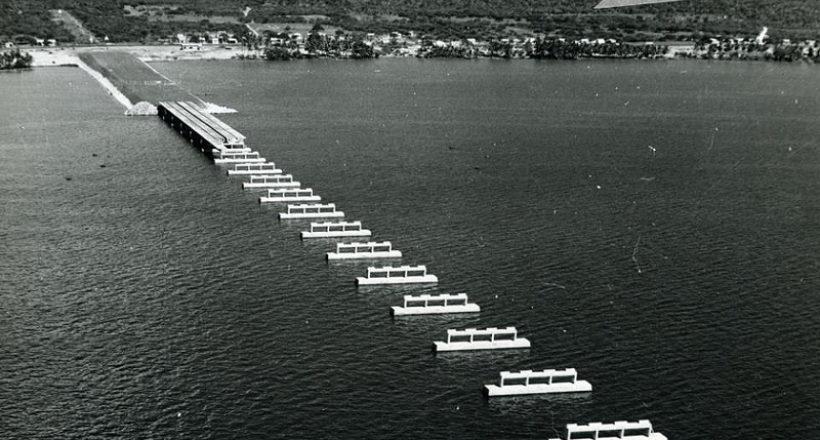 Puente sobre el Lago Rafael Urdaneta