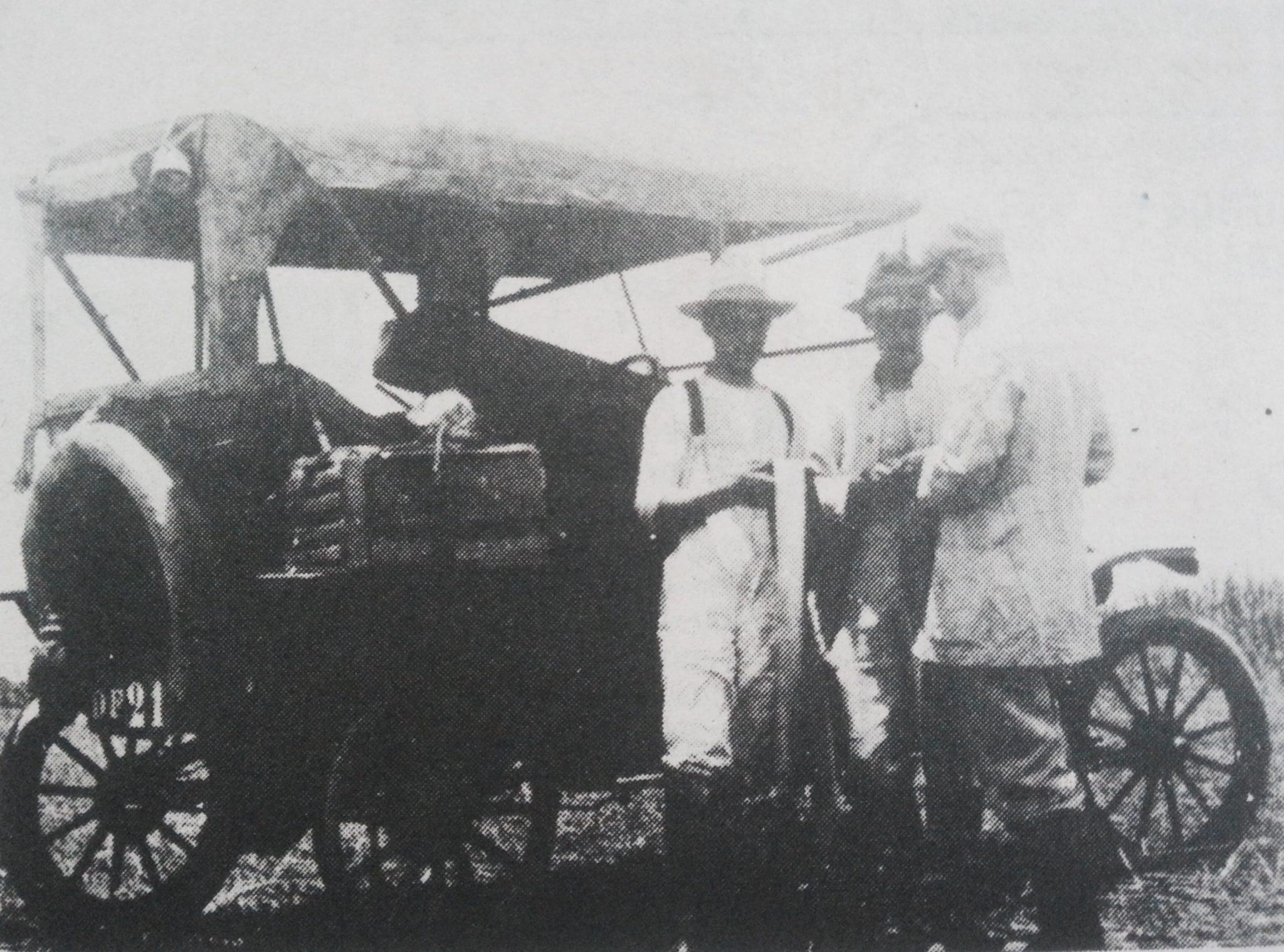En 1916 se registró el primer viaje en automóvil desde Barquisimeto a Caracas