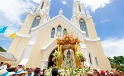 Virgen del Valle en Margarita