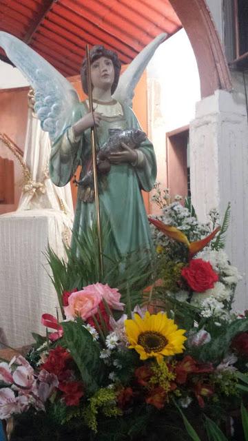 San Rafael de Pueblo Arriba