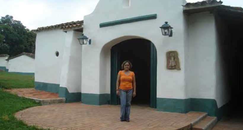 Capilla Hacienda Agua Viva