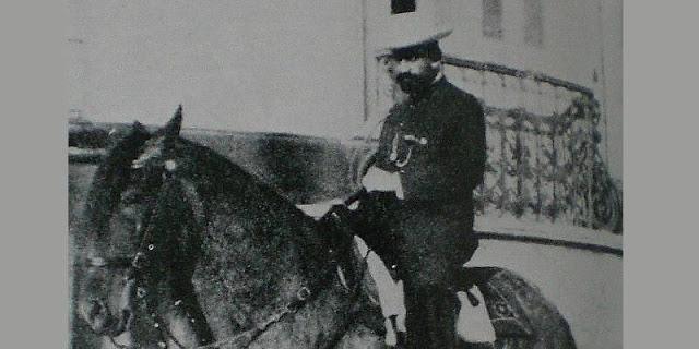 Cipriano Castro en la batalla de Yaracuy