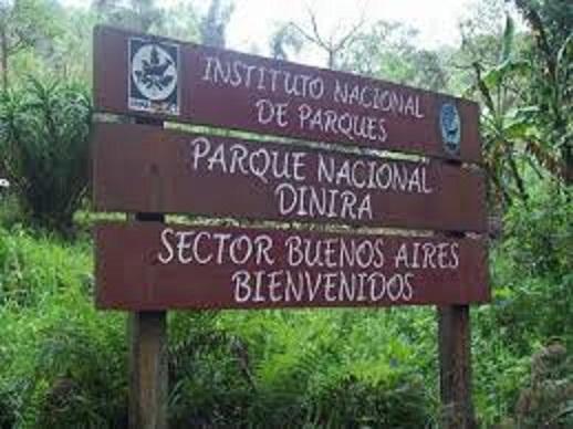 Un parque huérfano llamado Dinira