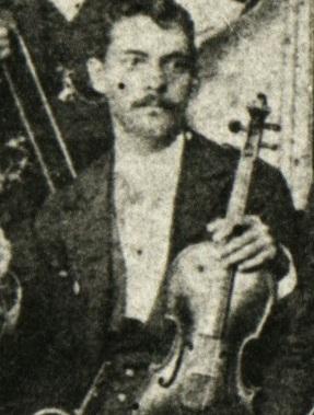 Franco Medina fue el quinto mejor violinista de Europa