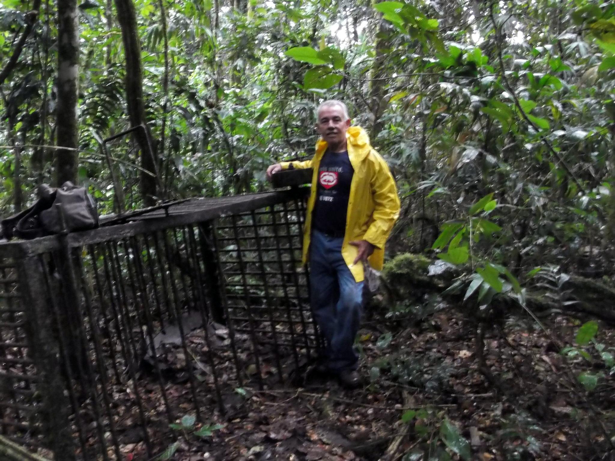 Crónica de una localización en la selva de Terepaima