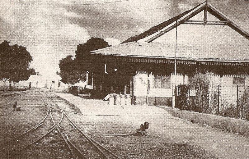 Tres días desde Barquisimeto a Caracas por tren