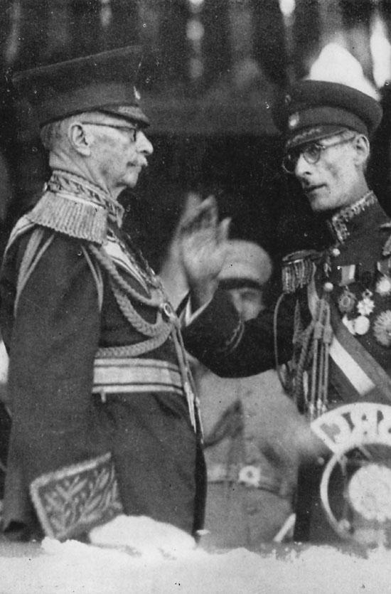 López Contreras controló el golpe de abril de 1928 y la confianza de Gómez