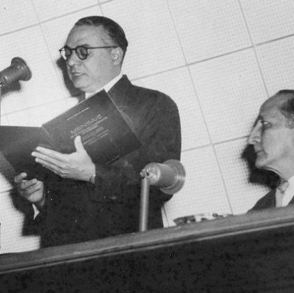ROMULO EN LA CONSTITUYENTE 1947