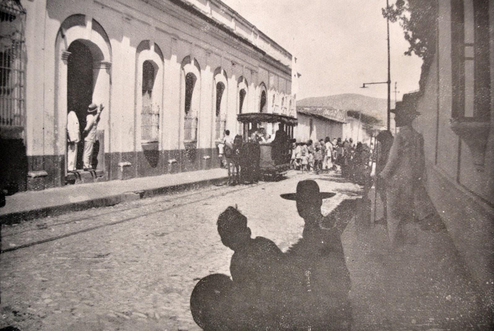 El tranvía de Barquisimeto