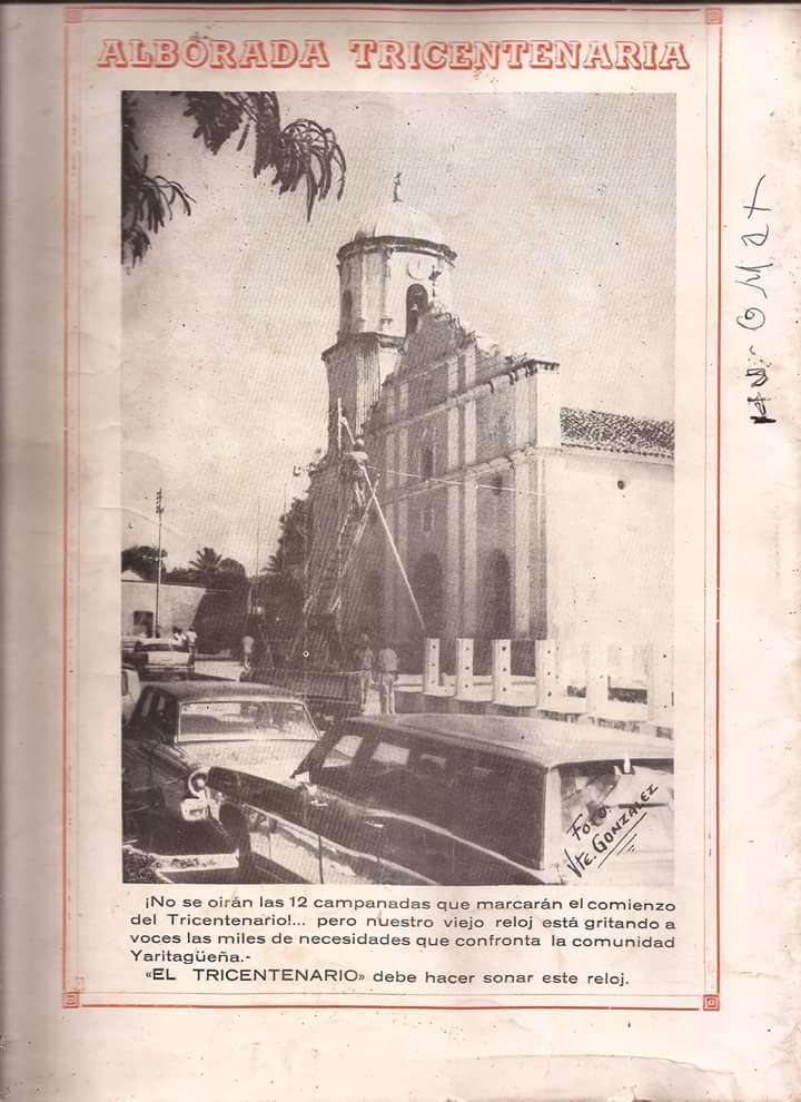 Yaritagua en la Independencia, la Federación y otras revoluciones