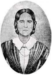 Dominga Ortiz, la esposa del general Páez