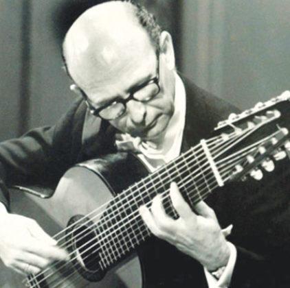 El reconocido guitarrista venezolano Alirio Díaz falleció a los 92 años en Italia