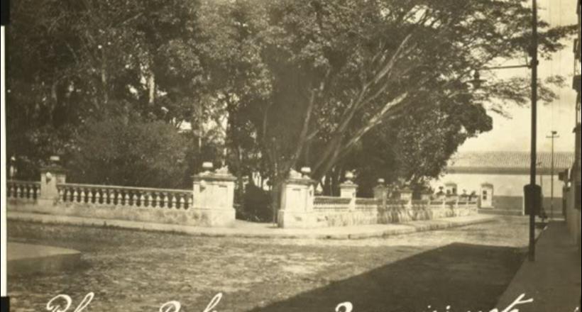Plaza Lara hoy Bolívar
