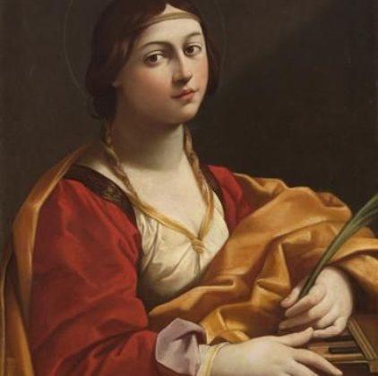 St. Cecilia – Guido Reni (1610)