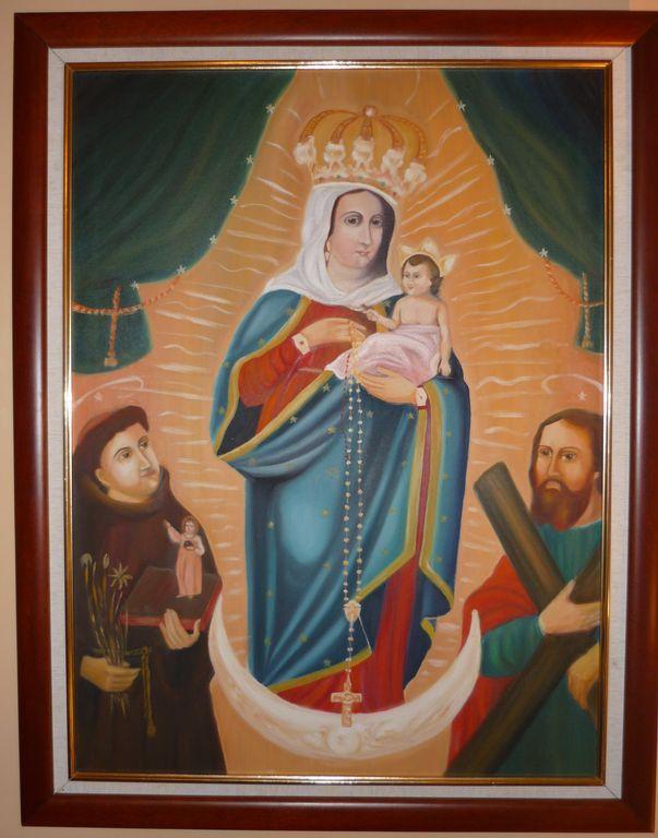 """La Chiquinquirá de Aregue es más antigua que la """"chinita"""" de Maracaibo"""