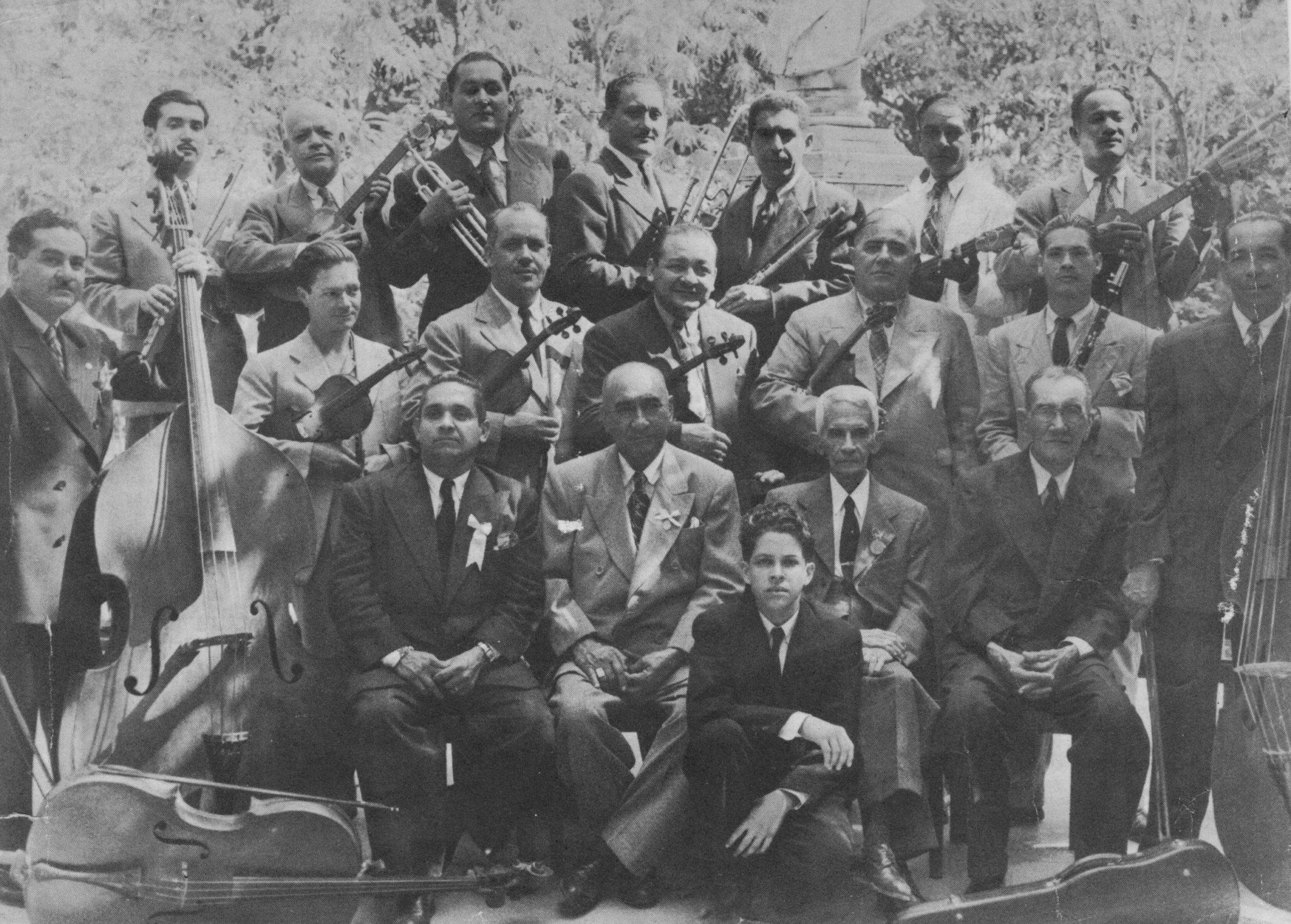 Liubalena González fue la primera mujer en dirigir a la centenaria Orquesta Mavare