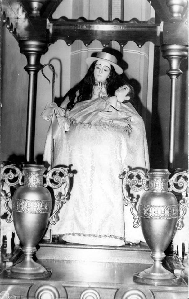 Divina Pastora, un poema con más de un siglo de creación