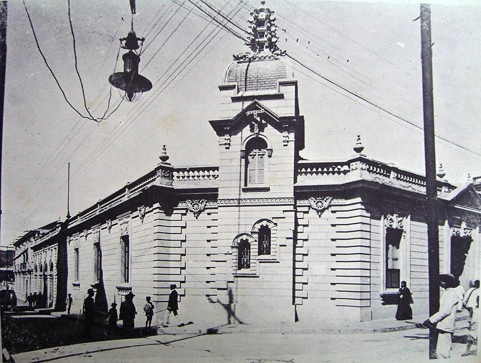 En 1856, el telégrafo deslumbra a los venezolanos