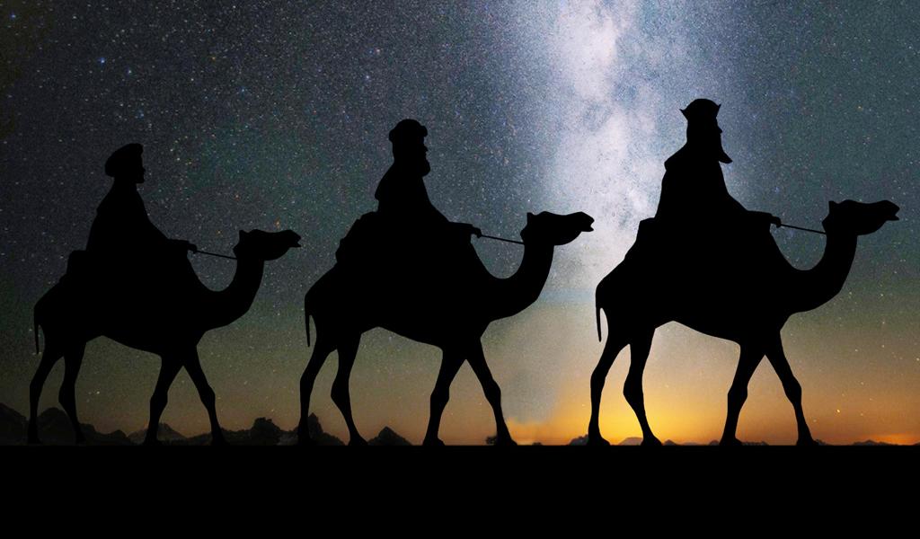 Con los Reyes Magos celebramos la primera Epifanía del Señor