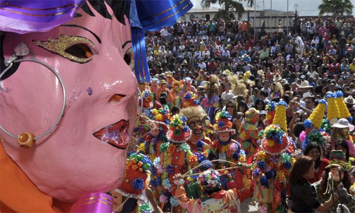 Las fiestas de los locos son una antigua tradición de origen pagano
