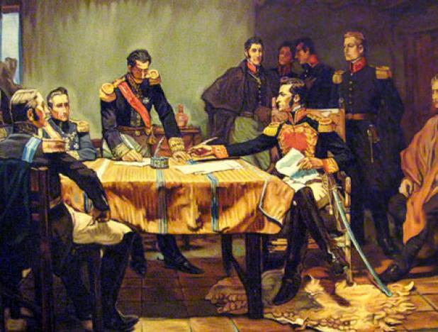 """Simón Bolívar: """"Nada es tan peligroso como dejar largo tiempo el poder en un mismo ciudadano"""""""