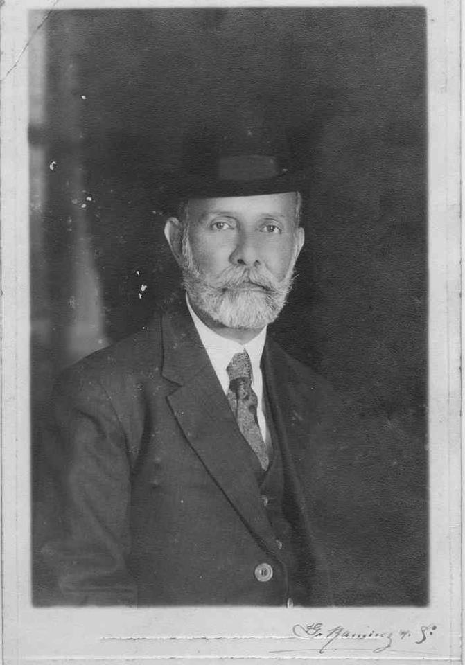 Las elecciones de Juan Vicente Gómez