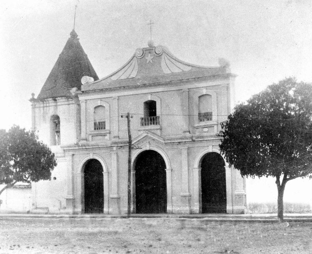 Así era la hermosa iglesia de Altagracia en Barquisimeto