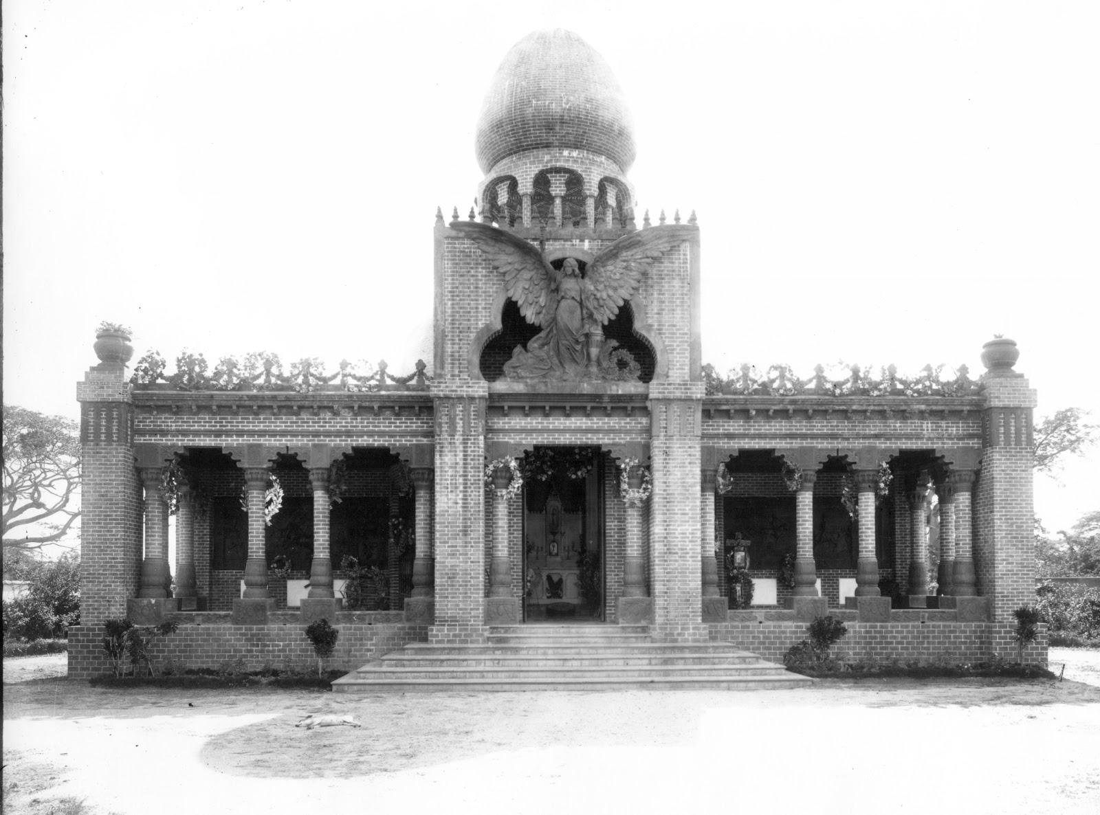 El panteón del general Juan Vicente Gómez